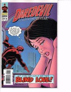 Marvel Comics Daredevil #94 NM The Owl