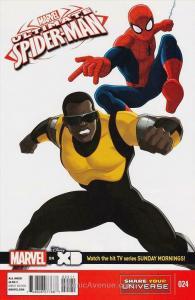 Marvel Universe Ultimate Spider-Man #24 VF; Marvel   save on shipping - details