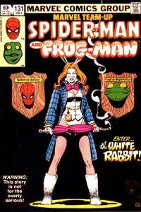 Marvel Team-Up (1972 series) #131, VF- (Stock photo)
