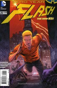 Flash, The (4th Series) #25 VF/NM; DC   save on shipping - details inside