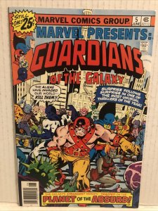 Marvel Presents #5 Guardians Of The Galaxy
