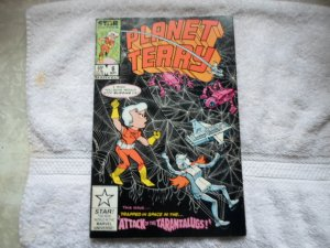 SEPT. 1985 STAR COMICS PLANET TERRY # 6