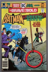 Brave and the bold  #129 VG/Better  Actual Photo