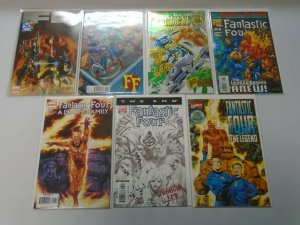Fantastic Four Specials 14 Different Average 8.0 VF