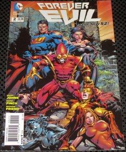 Forever Evil New 52 #2 (2013)