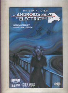 Do androids Dream of Electric Sheep numero 12