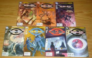 Omac Project #1-6 VF/NM complete series + special GREG RUCKA infinite crisis set