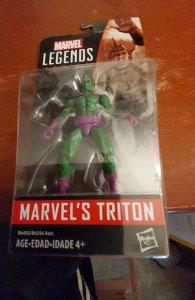 Marvel legends series Marvel's triton figure