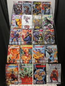 The New 52--The REST of the Story!!! (51 DC Comics)  Firestorm, Vibe, Dial H...