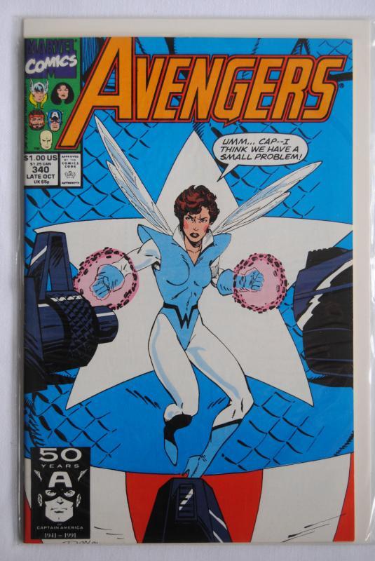 The Avengers, 340