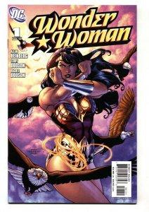 WONDER WOMAN #1 2006 DC comic book NM-