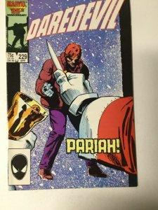 Daredevil 229 Nm Near Mint Marvel
