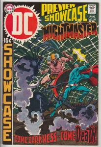 Showcase #84 (Aug-69) NM- High-Grade Nightmaster