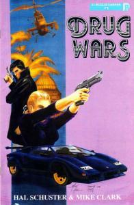 Drug Wars #1 VF; Pioneer | save on shipping - details inside