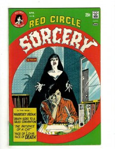 3 Red Circle Comics Red Circle Sorcery # 6 7 T.H.U.N.D.E.R. Agents # 19 J461