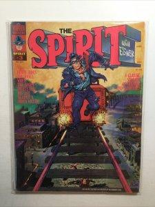 Spirit 3 Very Good Vg 4.0 Warren Magazine