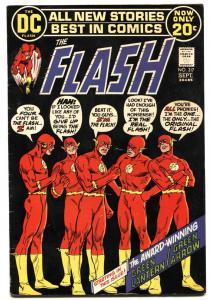 Flash  #217 1972-DC-Green Lantern & Green Arrow series-NEAL ADAMS-VF-