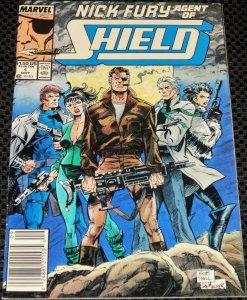 Nick Fury Agent of Shield #1 (1989)