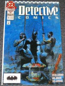 Detective Comics Annual #3 -1990