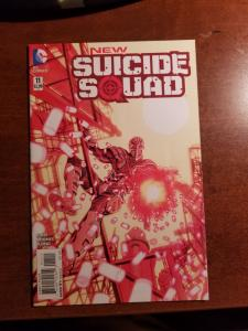 NEW SUICIDE SQUAD #11 NEAR MINT
