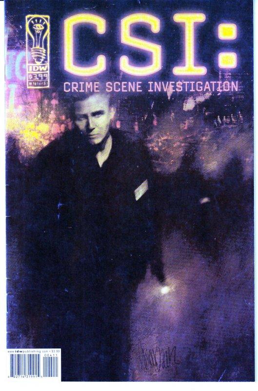 CSI (mini series,2003)#1,2,3,4,5  CBS # 1 Hit Series