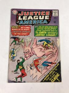 Justice League Of America 37 2.5 Gd+ Good+ Dc Silver Age