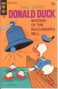 DONALD DUCK 130 VG-F March 1970 COMICS BOOK