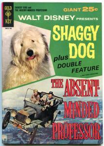 Walt Disney presents Shaggy Dog and Absent Minded Professor #1 1967