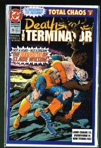 Deathstroke the Terminator #16 (1992)