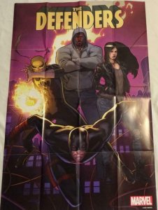 DEFENDERS Promo Poster, 24 x 36, 2017, MARVEL, Unused more in our store 162