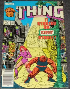 The Thing #15 -1984