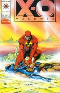 X-O Manowar (1992 series) #30, NM- (Stock photo)