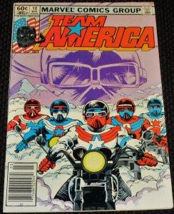 Team America #10 (1983)