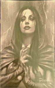 Vengeance of Vampirella #14 Lucio Parrillo Virgin Covers Set Red Tint and B&W NM