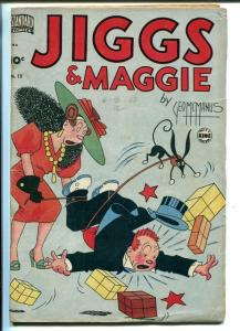 JIGGS AND MAGGIE #13 1951-STANDARD-GEORGE MCMANUS ART-vg minus