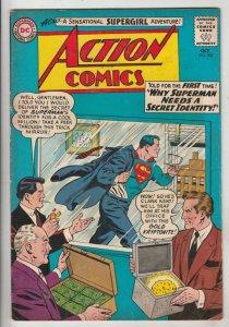 Action Comics #305 (Oct-63) FN+ Mid-High-Grade Superman