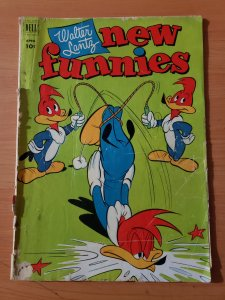 Walter Lantz New Funnies #182 (1952)