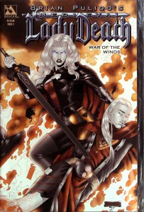 Medieval Lady Death: War of the Winds #4