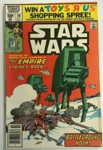 STAR WARS#40 FN/VF 1980 MARVEL BRONZE AGE COMICS