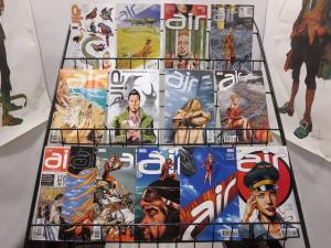 AIR (2008) 4-24 14 Different GW Wilson MK Perker VERTIG