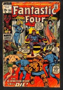 Fantastic Four #104 (1970)
