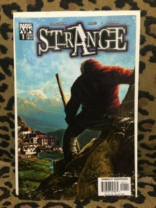 STRANGE - MARVEL - 4 ISSUES #1, 2, 5, 6 - 2004-05 - VF