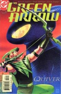 Green Arrow (2001 series) #3, NM (Stock photo)