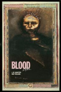 BLOOD: A TALE #4 1987-KENT WILLIAMS-DEMATTEIS VF