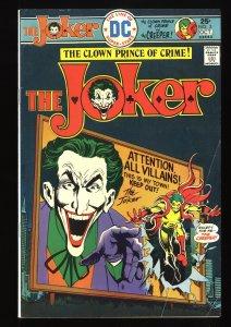 The Joker #3 VG/FN 5.0