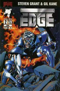 Edge (1994 series) #2, NM (Stock photo)