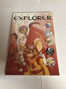 Flight Explorer Volume 1 Tpb Nm Near Mint