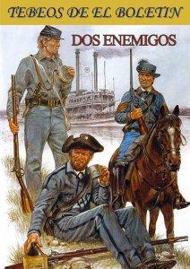 Los Tebeos de El Boletin numero 174: Dos enemigos (Jose Luis Salinas)