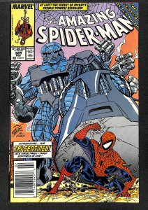 The Amazing Spider-Man #329 (1990)