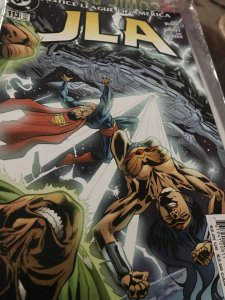 DC JLA #113 Mint Hot